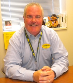 Kurt Reiber, CEO and President of Freestore Foodbank
