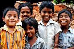 Image: Kids Smiling