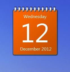 Image: Dec. 12 Calendar