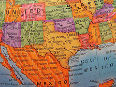 Image: Texas Map